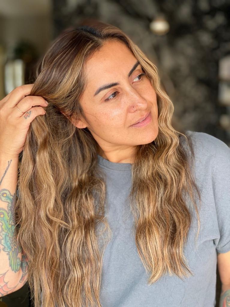 Maintain Hair Extensions